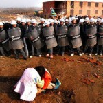 Land grabs in contemporary China