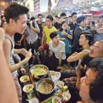 "Hotpot, Gods, and ""Leftist Pricks"": Political Tensions in the Mong Kok Occupation"