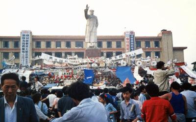 Echoes of Chengdu's Tian'anmen