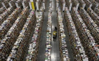 Working for Amazon in China, where the global giant is a dwarf
