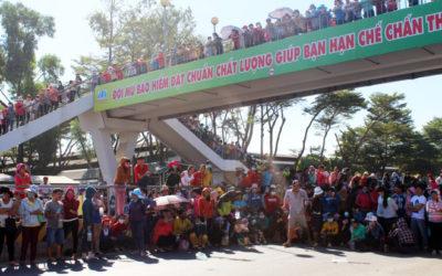 Đình công tự phát: wildcat strikes in post-socialist Vietnam