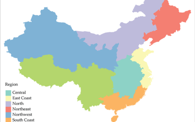 The Changing Geography of Chinese Industry: Data Brief
