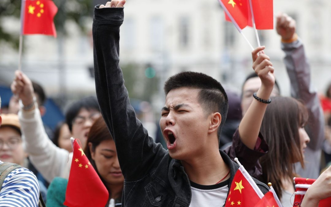 Why are informed Beijingers increasingly baffled by the struggle in Hong Kong?