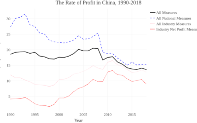 Measuring the Profitability of Chinese Industry: Data Brief