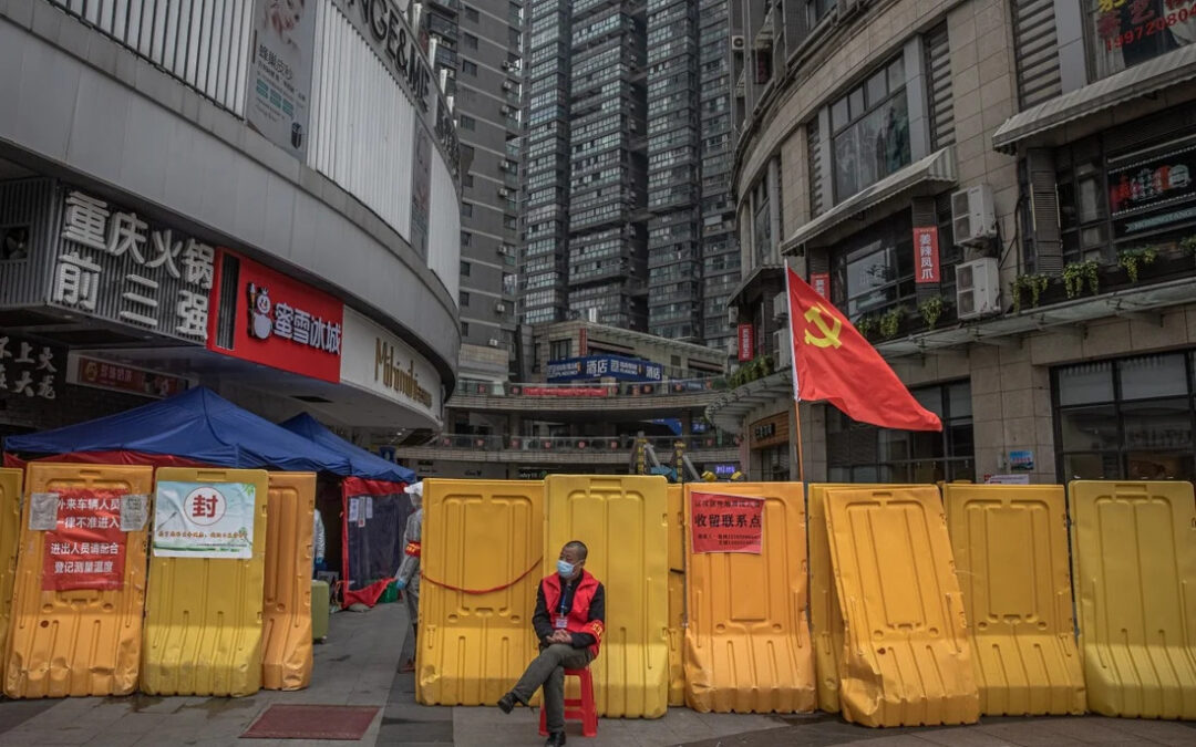 Involution: Wildcat on China's 2020